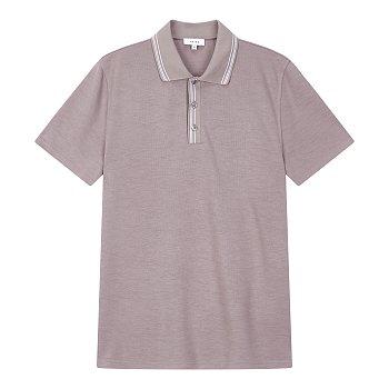 스트라이프 포인트 카라 티셔츠(INNES)