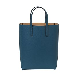 MINI BUCKET FW - PEACOCK BLUE
