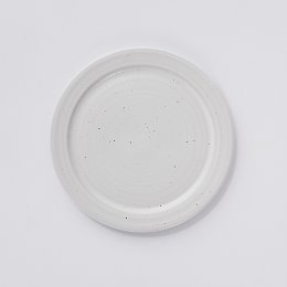 다미 원형 접시 소_16cm
