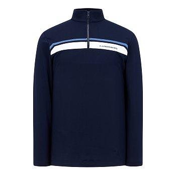[Men] 헨릭 슬림 브러쉬드 져지 티셔츠