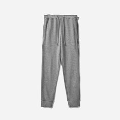 HEAVY WEIGHT JOGGER PANTS (Premium BASIC)-GREY
