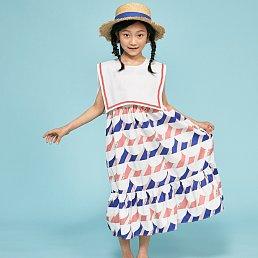 Lovely Sailor Dress
