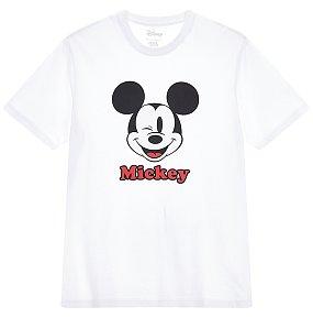디즈니 그래픽 티셔츠