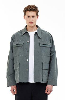 [CHIC] 오버핏 아우터형 셔츠