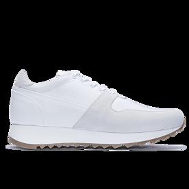 runner 01 leather/cordura white(m)