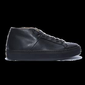 blucher 02 leather plaster black(m)