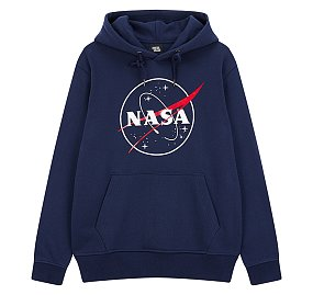 NASA 플리스 후드티