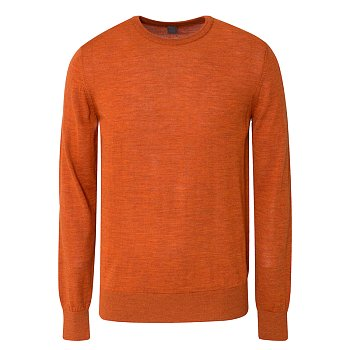 Essential Crewneck_Orange