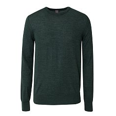 Essential Crewneck_Green