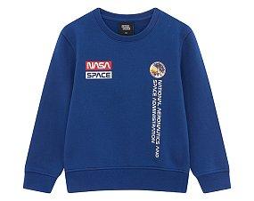 아동 NASA 플리스 맨투맨