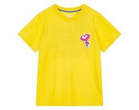 여아 트롤 스팽글 티셔츠