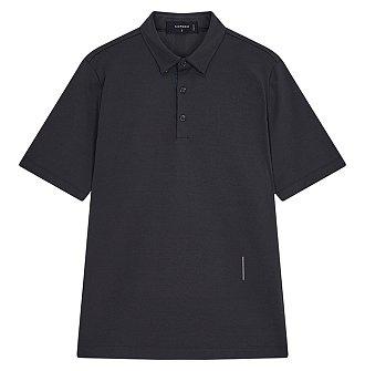 [ESSENTIAL] 베이직 피케 카라 티셔츠
