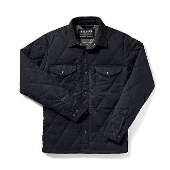 HYDER QUILTED JAC-SHIRT FADED NAVY 필슨 하이더 퀼티드 자켓 셔츠
