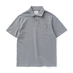 Mesh Cotton PK_Gray