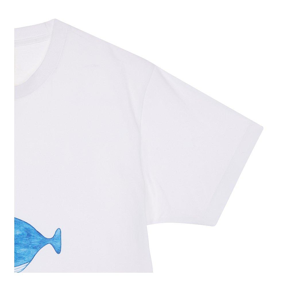 엔엔디(NND) 고래 프린트 티셔츠 (1905187623101)