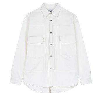 [CHIC] 오버핏 아우터형 셔켓