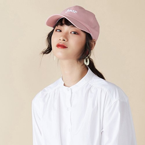 [주르 드 자주] 캐쥬얼 컬러 캡
