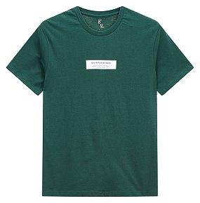 심플 그래픽 티셔츠