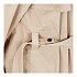 ★권율 착용★ [COOL] 오버핏 히든 버튼 트렌치 코트