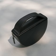 LUNE POUCH - BLACK