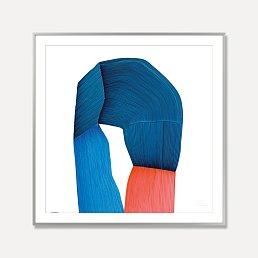 [로낭 부훌렉]Ronan Bouroullec — Bicolor (알루미늄프레임) 주문 후 3주소요