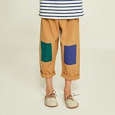 Veggie Baggy Pants [Beige]
