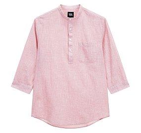 CR 풀오버 7부 셔츠