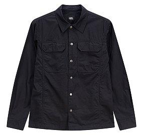 홑겹 셔츠형 자켓
