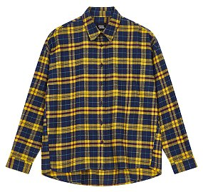 플란넬 셔츠 (여성전용)