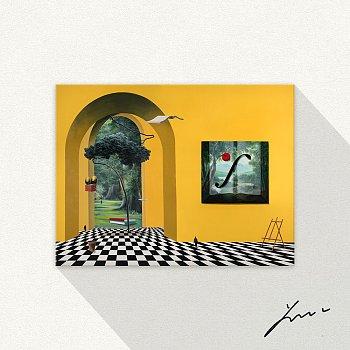유선태, 말과 글 12 - 나의 아뜰리에 / The Words 12 - My Atelier