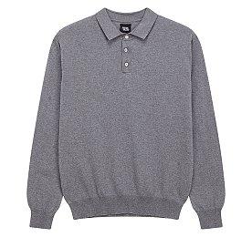 셔츠형 스웨터