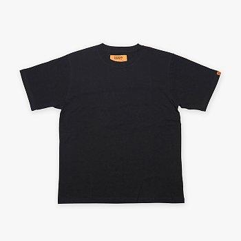 UNIVERSAL PLAIN T-SHIRT BLACK 유니버셜 오버롤 유니버셜 플레인 티셔츠