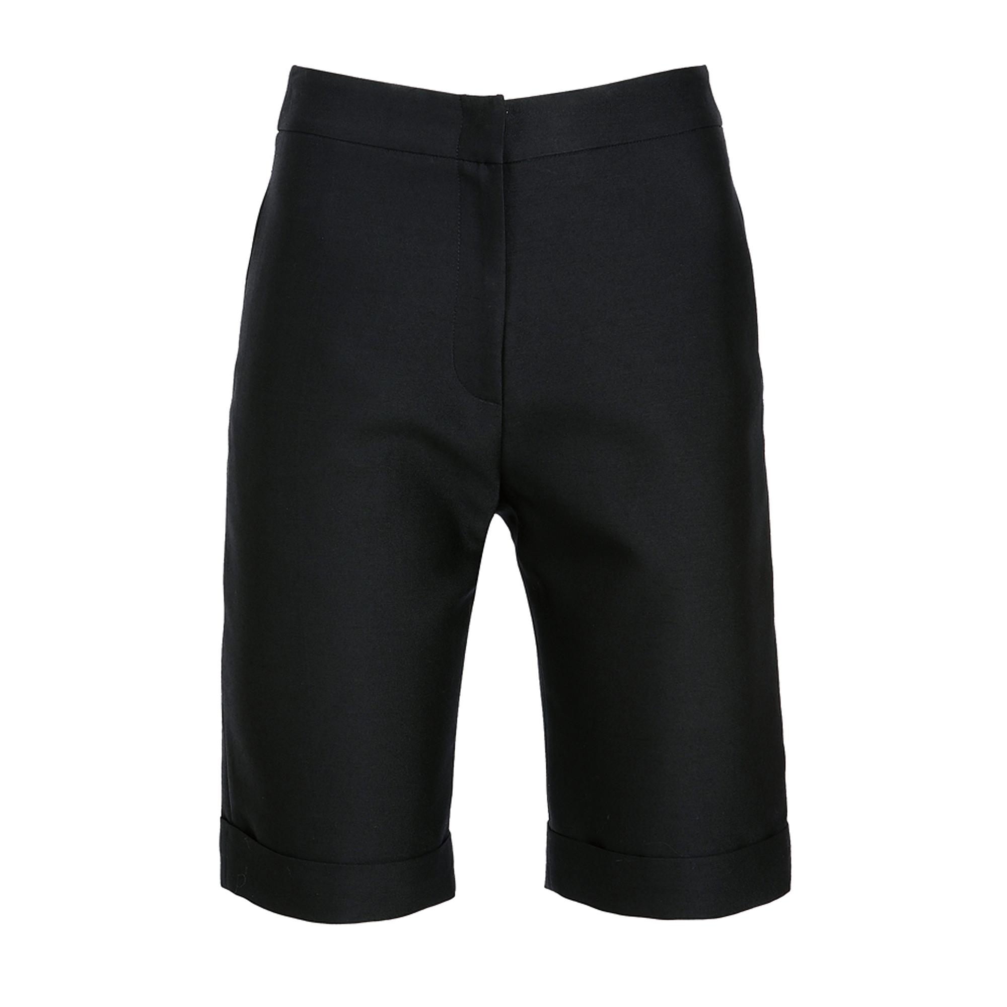 ★손예진착용★[시즌오프 30% OFF]Fitted Wool-Blend Shorts