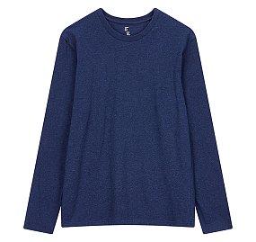 [10MONTHS] 에센셜 크루넥 긴팔 티셔츠