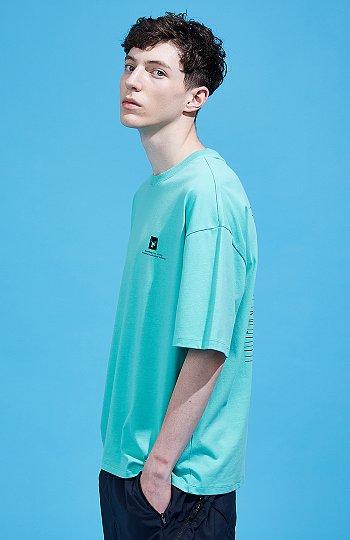 ★서지훈 착용★ [CASUAL][x Jonas Classon] 콜라보레이션 티셔츠