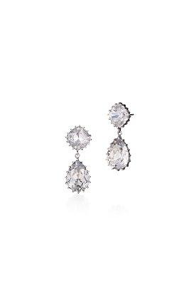 Classic Double Earrings_AS02_SILVER