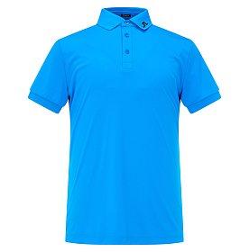 [Men] KV 레귤러핏 하프 피케 셔츠