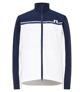 [Men] 럭스 소프트쉘 블록 로고 자켓
