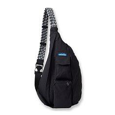 Rope Bag - Black 카부 로프 백