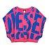 빈티지 로고 스윔 웨어 티셔츠