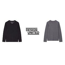 [DU] 에센셜 긴팔 티셔츠 1+1