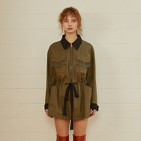 REFORMATION SAFARI JACKET