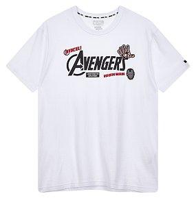 마블 멀티 그래픽 티셔츠