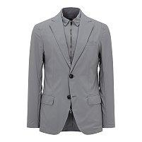 셔츠 카라 라이너 싱글 자켓