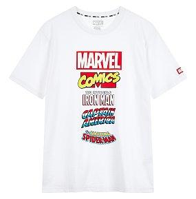 마블 코믹스 티셔츠
