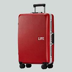 LIFE CLASSIC LUGGAGE 96L(레드)_클래식 러기지 96L(레드)