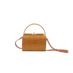 TULLY BAG - MUSTARD