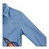 컬러풀 엠브로이더드 셔츠