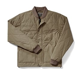 QUILTED PACK JACKET TAN 필슨 퀼티드 팩 자켓