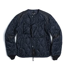 CBA QUILTING JACKET - NAVY QUILTING